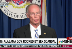 Sex scandalized gov sparks corruption outcry