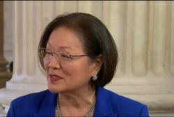 Sen. Hirono shares concerns over Judge...