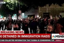 First Trump-era ICE raids begin nationwide