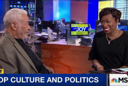 Bill Withers talks pop and politics