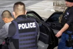 Were ICE raids routine, or a crackdown?
