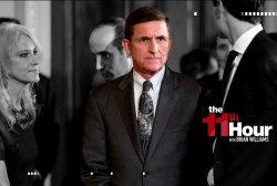 Trump National Security Adviser Michael...