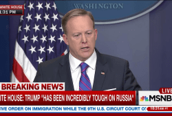 WH Confirms Trump Informed Weeks Ago About...