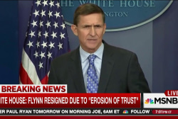 Should we believe the White House on Flynn?