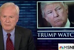 Chris: Trump stop looking in rear-view mirror