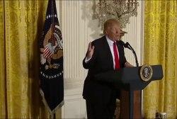 Joe: Trump is the first sore winner we've...