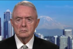 Gen. McCaffrey on Trump's top security picks