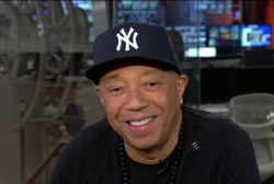 Russell Simmons: Trump has unified people...