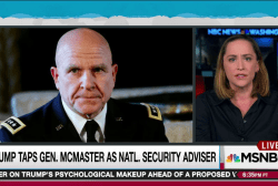 McMaster known for speaking truth to power
