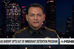Texas sheriff rejects deportation role
