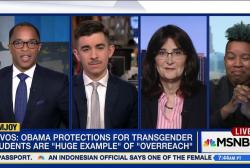 Transgender rights under fire in Trump era
