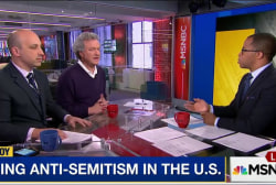 Will Trump address antisemitism with action?