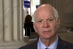 Sen. Cardin: Navy SEAL's death is Trump's...