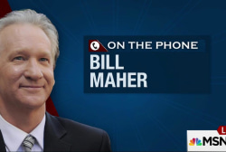 Bill Maher weighs in on Trump