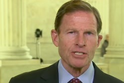 Sen. Blumenthal debunks meeting with Gorsuch