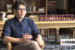 Kickstarter is disrupting the way funders...