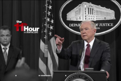Sessions can't recall 'significant' 2016...