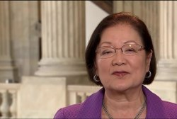 Sen. Hirono questions the ability of the...
