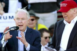 Rep. Lieu: Sessions lied under oath,...