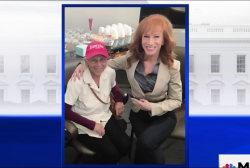 Kathy Griffin's political activist guest