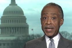Rev. Sharpton: Trump admin. needs lesson...