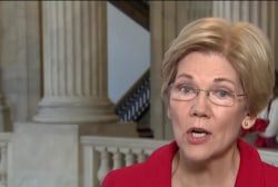 Sen. Warren: GOP healthcare plan is not...