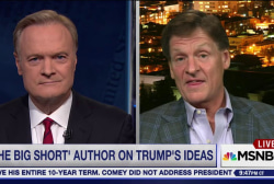 'The Big Short' author on Trump and Wall...