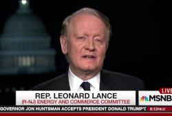 GOP Rep.: We aren't rushing Trumpcare