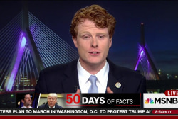 Kennedy on Medicaid cuts: 'it's not who we...