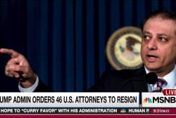 Abrupt purge of US attorneys raises questions