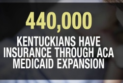 Kentucky, model for ACA, targeted to sell...