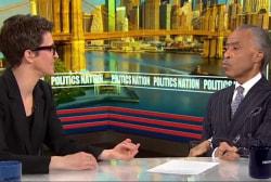 Rachel Maddow on Trump's first 50 days
