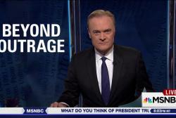 Lawrence: Trump is 'defining deviancy down'