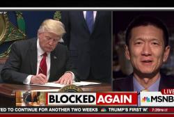 Hawaii AG on new ruling against Trump...