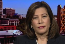 California Chief Justice wants ICE to stop...