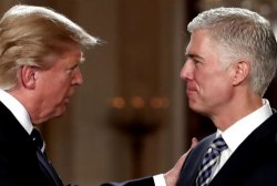 I will be asking Gorsuch 'tough' questions...