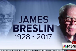 A word on Jimmy Breslin