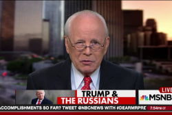 John Dean: White House is 'in a cover up...
