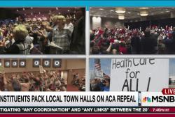 Democrats launch campaign against ACA repeal