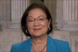 Dem Sen. Hirono worries Neil Gorsuch will...