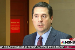 Nunes muddies Trump probe with abrupt claim
