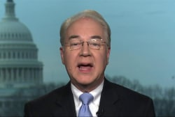 Tom Price: This bill is one step in a...