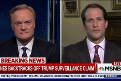 House Intel Dem: Canceled hearing 'real...