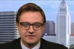 Chris Hayes talks about 'confrontation...
