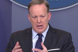 'Normal' or not: Sean Spicer's credibility...