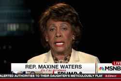 Waters on O'Reilly: 'I cannot be intimidated'