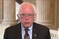 Sanders to Trump: Listen to scientists,...