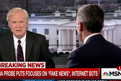 FBI Agent Watts on Russia: They believe in...