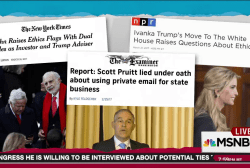 Trump scandals risk inuring Americans to...