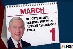Chris Matthews: Donald Trump's bad month
